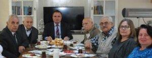 Malkara Kadın Meclisi Cumhuriyet`in Son Güneşlerini Kahvaltı ...