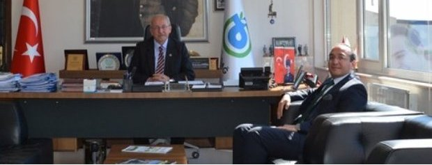 Muratlı Cumhuriyet Başsavcısından Ziyaret