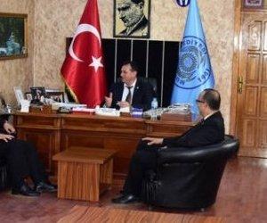 Başkan Albayrak`tan Muratlı`ya Ziyaret
