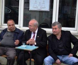 Başkan Albayrak Şarköy`ün Mahallelerini ...