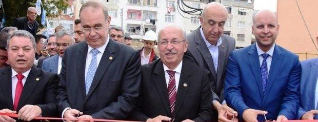 Sekizinci Okulun Temeli Şarköy'de Atıldı