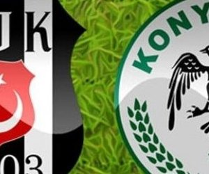 Şampiyon Beşiktaş, Torku Konyaspor`a 2-1 ...