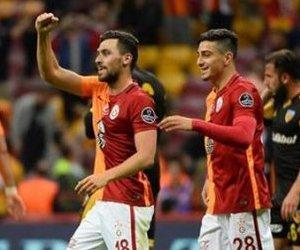 Galatasaray`ın Avrupa Ümitleri Kupaya Kaldı