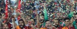 Galatasaray Ziraat Türkiye Kupasını Kazandı
