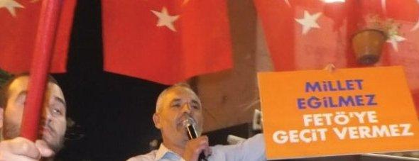 Ak Parti Muratlı İlçe Başkanı Ali Kaplan`dan Tarihi Çağrı