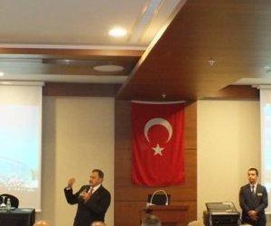 Orman ve Su İşleri Bakanı Dr. Veysel Eroğlu Tekirdağ`a Müjdeli ...