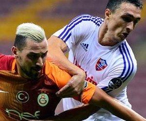Galatasaray:1 Kardemir Karabükspor:0