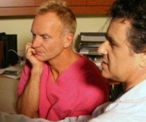 Müzik Yaparken Ünlü Sanatçı Sting'in Beyni ...