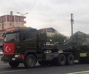 15 Temmuz Tankları Tekirdağ`a Geldi