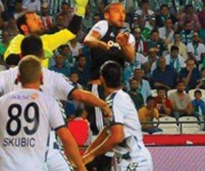 Atiker Konyaspor:2, Beşiktaş:2