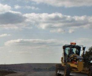 Tekirdağ Büyükşehir Belediyesi Fen İşleri Çalışıyor