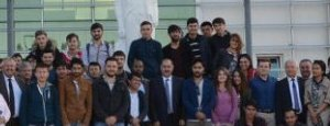 Tekirdağ NKÜ`de Uluslararası Öğrenciler Oryantasyon Günü Düzenledi