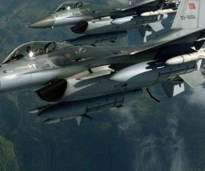 Türk Silahlı Kuvvetleri PYD`yi Vurdu