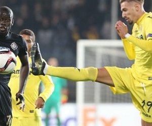 Osmanlıspor 2-2 Villarreal