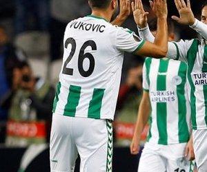 Atiker Konyaspor 1-1 Braga