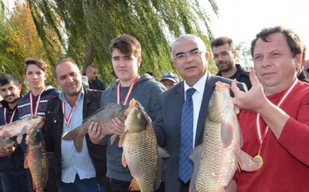 Olta Balıkçılığı Turnuvası Gerçekleştirildi