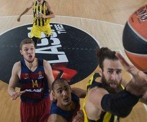 Barcelona Lassa 72-73 Fenerbahçe