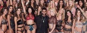 Victoria's Secret Moda Şovu Paris'te Gerçekleşti