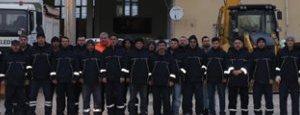Kapaklı Belediye Ekipleri Kışa Hazır