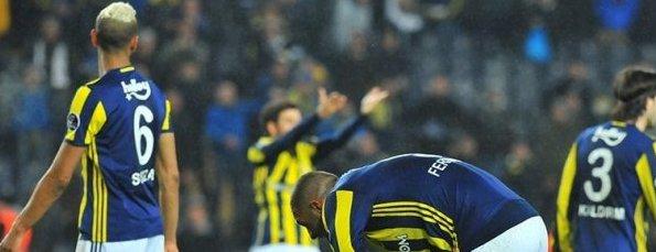 Fenerbahçe Evinde Adanaspor`la 2-2 Berabere Kaldı