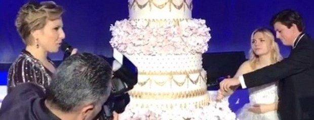 Lüks Düğün İçin 16 Milyon Lira Ödendi