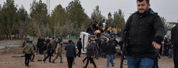 Diyarbakır`da Polise Hain Saldırı: 4 Şehit