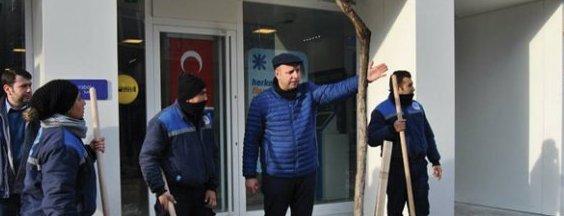 Hayrabolu Belediye Başkanı Fehmi Altayoğlu Kar Kış Dinlemeden ...