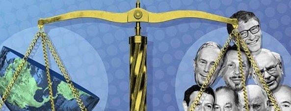 En Zengin 8 Kişinin Serveti Dünyanın Yarısına Eşit