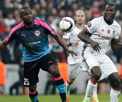 Beşiktaş`ın UEFA Avrupa Ligi`ndeki Rakibi ...