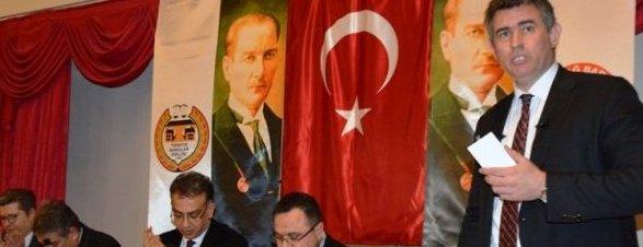 Anayasa Değişiklik Paneline Başkan Kadir Albayrak Katıldı