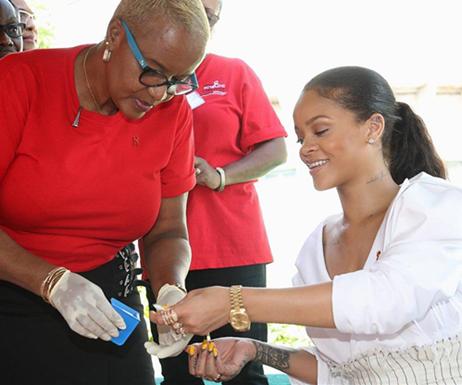 Harvard Üniversitesi Rihanna`yı Seçti