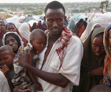 Somali`de Kuraklık Nedeniyle Kolera Salgını ...