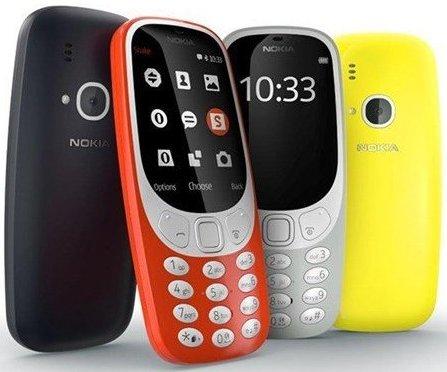 Nokia 3310`un Çıkış Tarihi Belli Oldu