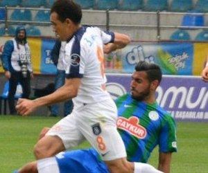 Çaykur Rizespor 3-3 Medipol Başakşehir