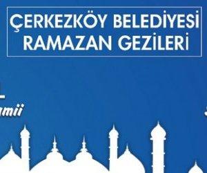 Çerkezköy Belediyesi Ramazan Ayı Kültür ...