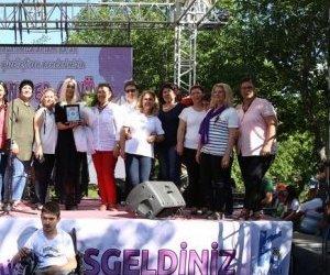 Kapaklı Anneler Gününü Kazak Gölünde Kutladı