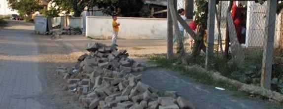 Süleymanpaşa Tepe Değirmenler Caddesi Sakileri Tepkili