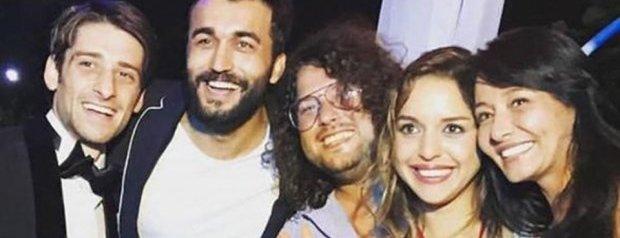 Bora Akkaş ile Seda Türkmen Evlendi
