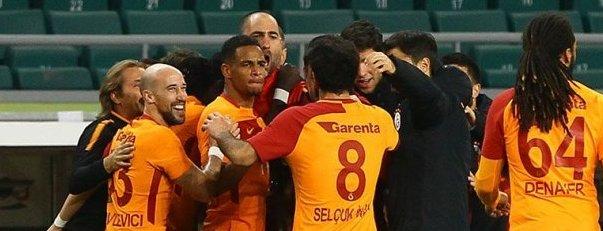 Galatasaray'ın Performansı Parmak Isırtıyor