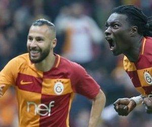 Galatasaray, Akhisarspor: 4-2