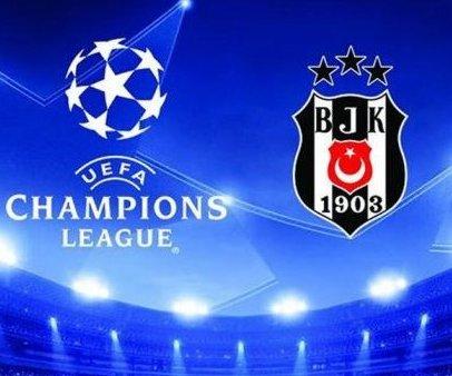 Şampiyonlar Ligi'nde Beşiktaş'ın rakibi Bayern Münih oldu!