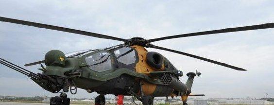 TAK-2 Helikopterin Yeni Görselleri