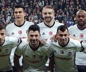 Beşiktaş Şampiyonlar Ligi'nde Para Bastı