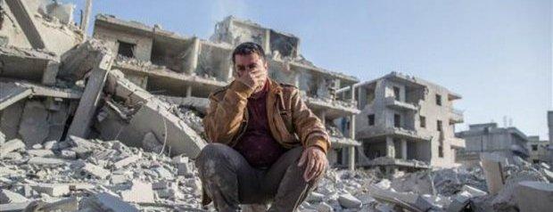 Afrin`de Patlama: 7 Sivil ile 4 ÖSO Mensubu Öldü
