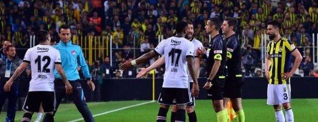 Mete Kalkavan`ın Fenerbahçe - Beşiktaş Maçı Raporu