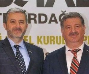 MÜSİAD Tekirdağ Şube Başkanı Candan, Erken Seçim Kararını Olumlu ...