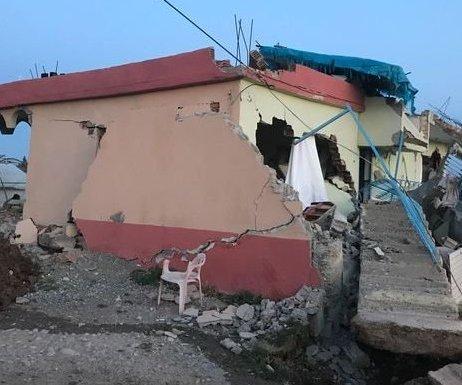 Adıyaman`da 5.1`lik Deprem! Okullar Tatil