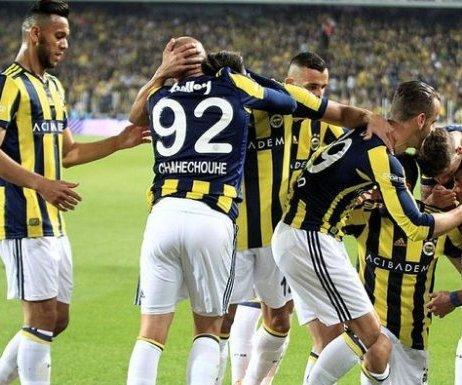 Fenerbahçe`nin Zirve Takibi Kayıpsız Sürüyor
