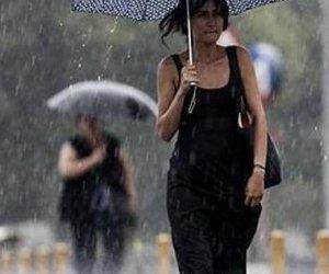 Yağmurlu Bir Haftasonu Geçireceğiz