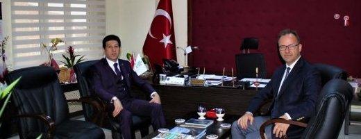 Yeni Kültür ve Turizm Müdürü Hakan Cömertler`e Destek ve Sevgi Seli ...